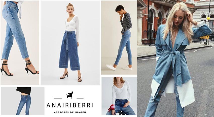 cómo escoger los jeans perfectos
